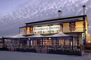 The Birkenhead Tavern in Port Adelaide